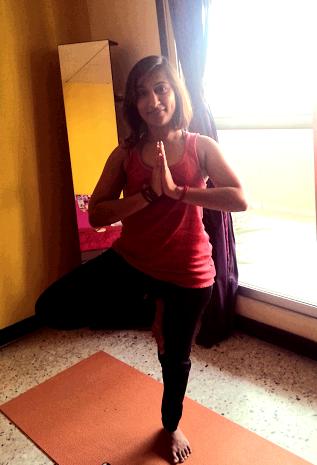 Yoga Guru - Sucheta