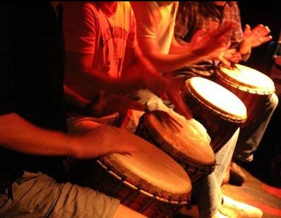 Tribal Drumming