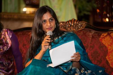 Manju Poetry Reading