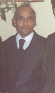 Mr. Ramanan - Manju's Father