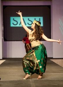 Designer-Sandhya Rajan & Sheetal Rajan(Brand - SASH)