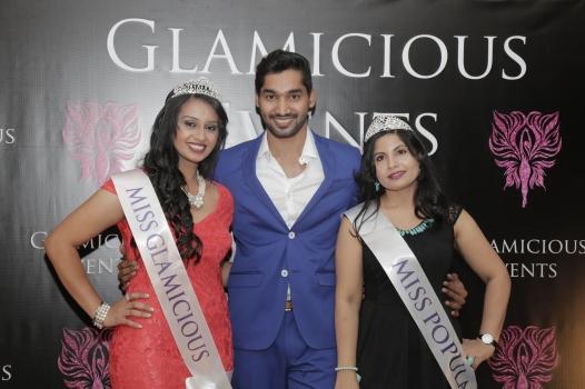 Gurpreet Rayat_Winner Miss Glamicious_Mohammad Shakeer_SuperModel_Miss Popular_Minakhee Mishra