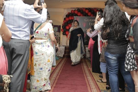 Komal Chhatwani_walks RedCarpet_For_MissGlamicious